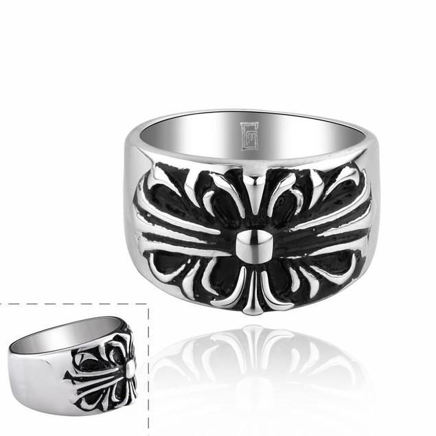 Celtic Inspired Emblem Ring