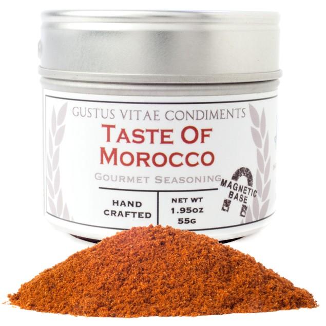 Taste of Morocco Gourmet Seasoning