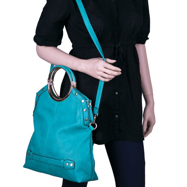 MKF Collection Foldover Tote