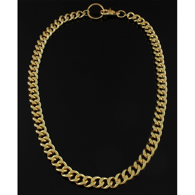 Heavy Gold Tone Link Wallet Chain Jeans Chain Mens Wallet Chains