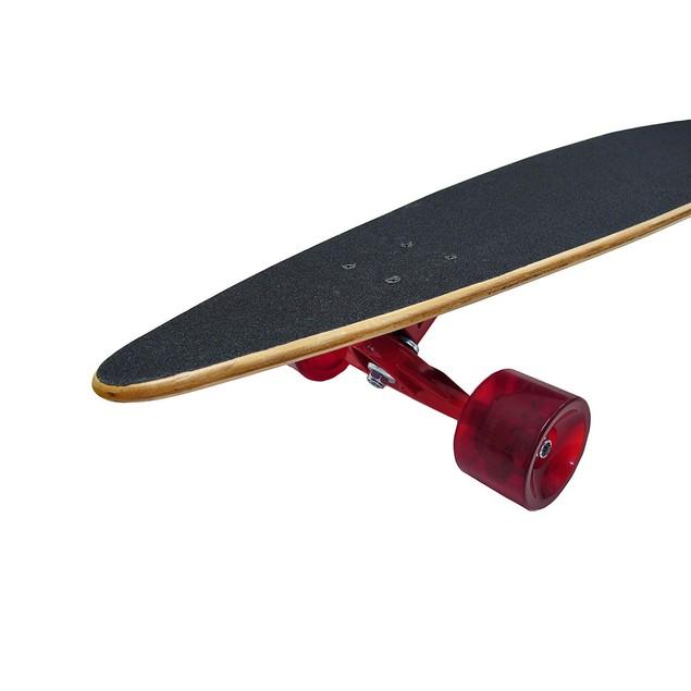 42 Inch Complete Pintail Longboard Speed Longboard Skateboards