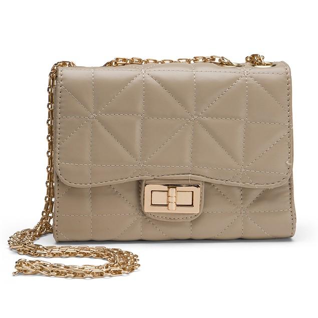 Olivia Miller The Brayton Quilted Crossbody Bag