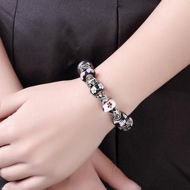 Flower Bundles Designer Inspired Bracelet
