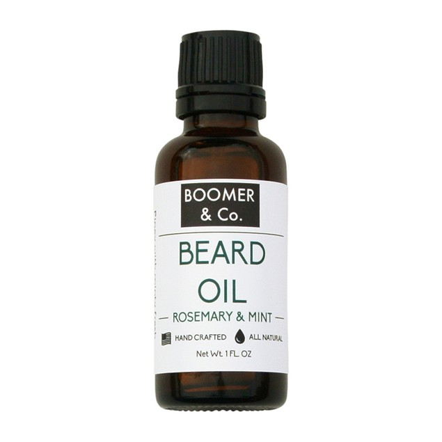 Rosemary & Mint Beard Oil