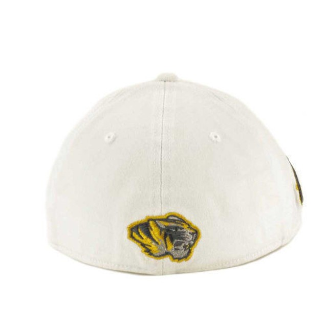 "Missouri Tigers NCAA TOW ""Molten"" Stretch Fitted Hat"