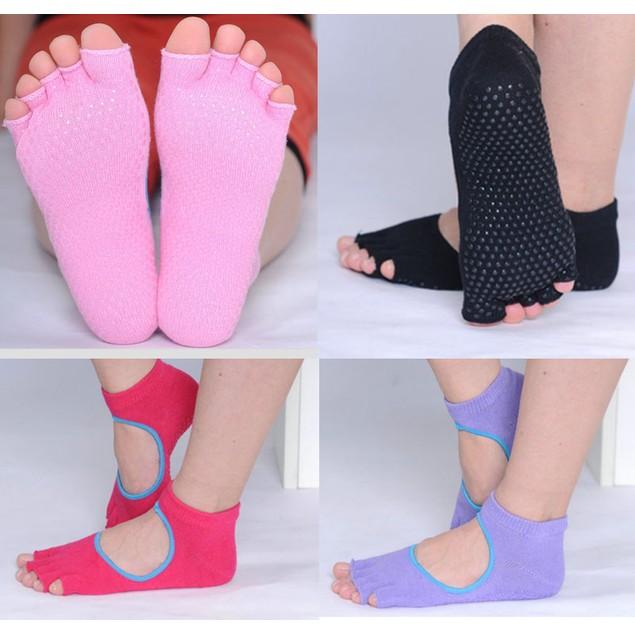 Yoga Socks 2-Pack