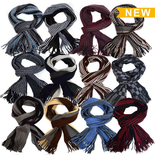 2-Pack Mystery Deal - 100% Acrylic Scottish Scarves