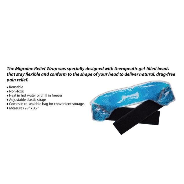 Migraine-Relief Wrap