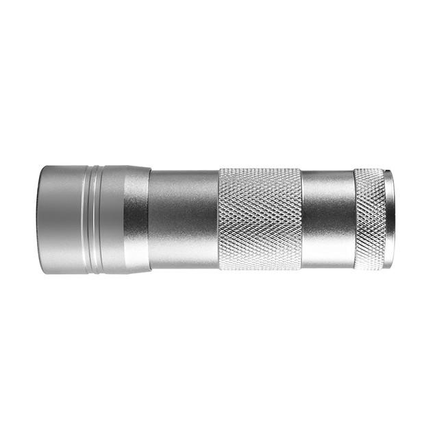 2-Pack 12-LED UV Leak, Stain, and Residue Detection Flashlight