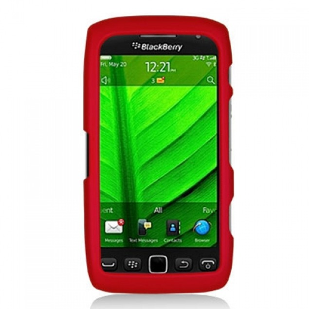 BlackBerry Torch 9850 9860 Hard Rubberized Case Cover