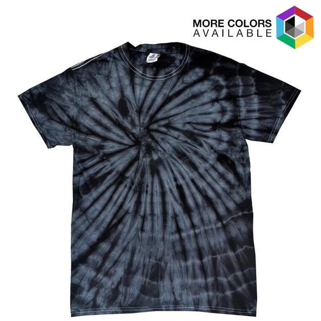 100% Cotton Spider Tie-Dye T-Shirt