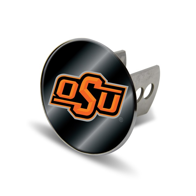 Oklahoma State Laser Hitch Cover