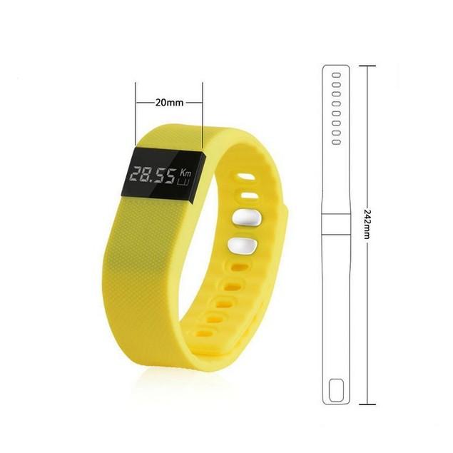 Bluetooth Smart Fitness - Tracking Bracelet