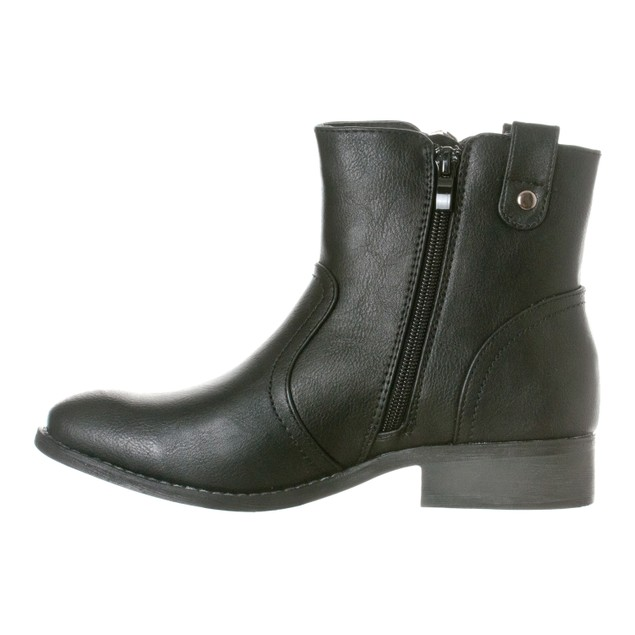 Riverberry Women's 'Hailey' Zip-Up Ankle Boot