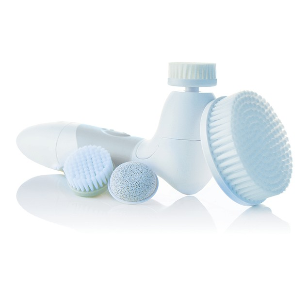 Vanity Planet Spin for Perfect Skin Face and Body Brush