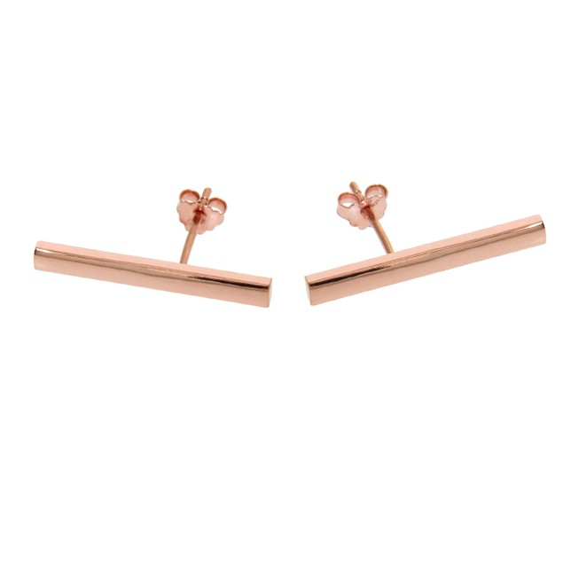 Linear Bar Ear Climber - 3 Colors