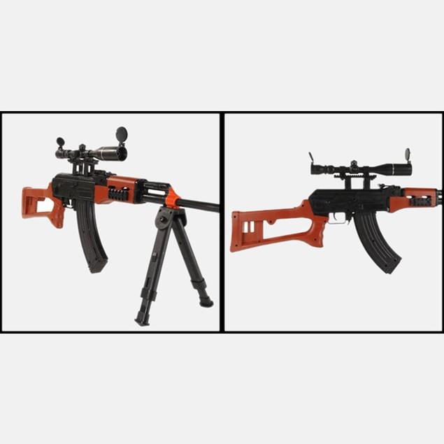 Combat Force SVD Sniper Rifle FPS-225 Spring Airsoft Gun
