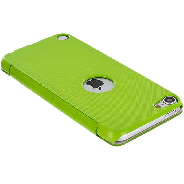 Apple iPod Touch 5th Gen Slim Wallet Magnetic Flip Case Cover