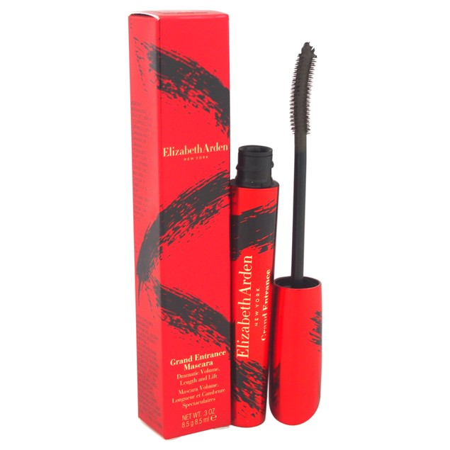 Gr& Entrance Mascara #2 Stunning Brown Elizabeth Arden .3oz