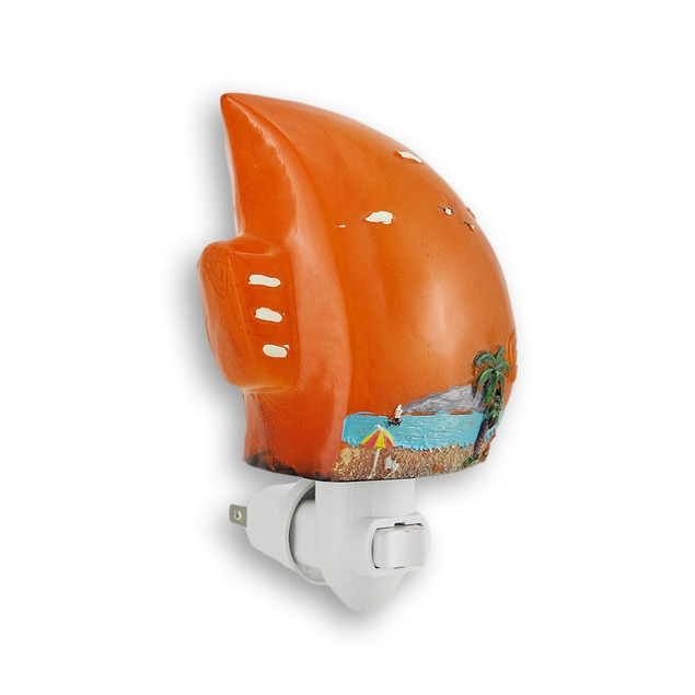 Tropical Fish Beach Themed Led Accent Lamp/Night Childrens Lamps