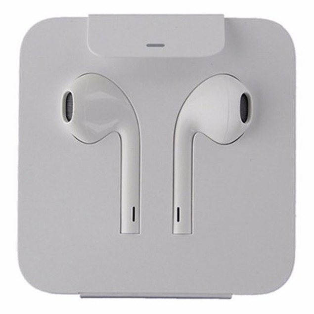 Apple Original EarPods with Lightning Connector For iPhone X - 8- 8 Plus