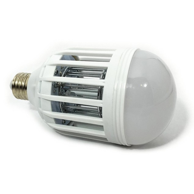 2-in-1 Ultimate Pest Control LED Bulb