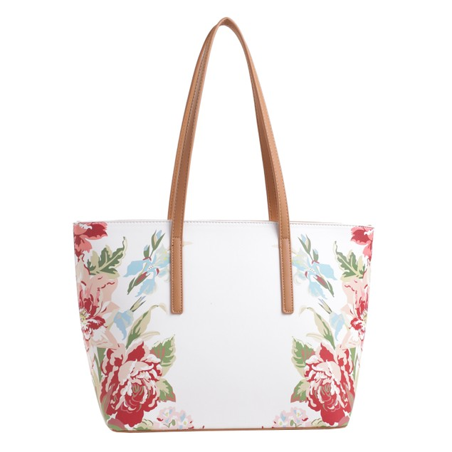 MKF Collection Blossom Tote by Mia K. Farrow