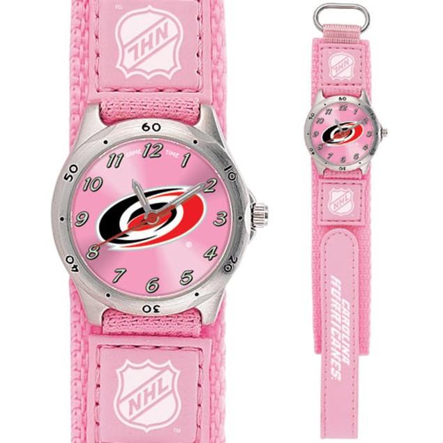 Carolina Hurricanes NHL Girls Watch