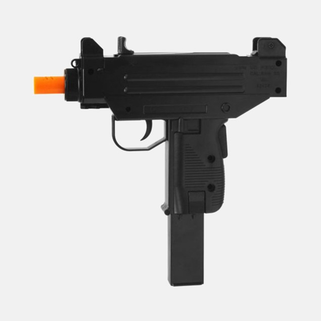 Cybergun Micro Uzi SMG Spring Airsoft Rifle