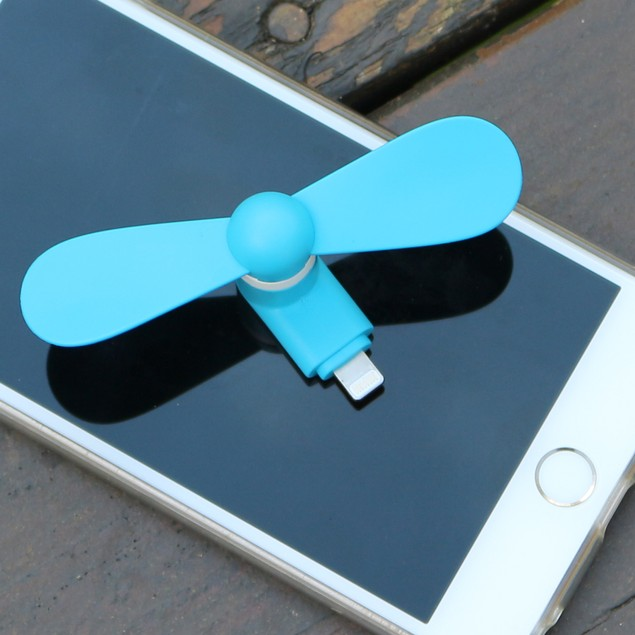 3 Pack: USB Fan for 8 Pin Devices