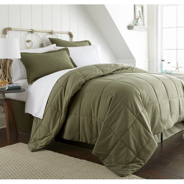 Merit Linens 8 Piece Bed in a Bag