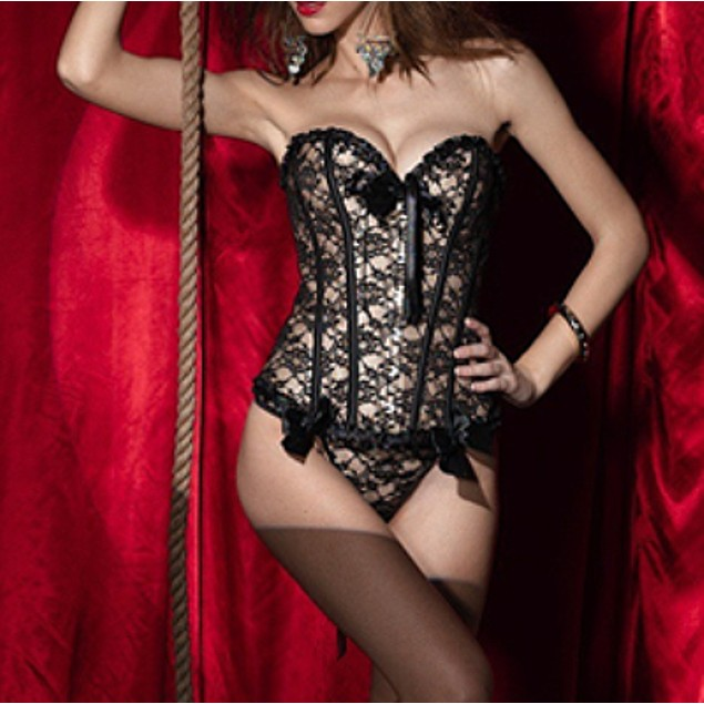 Exotic Corset in Several Stylish Designs