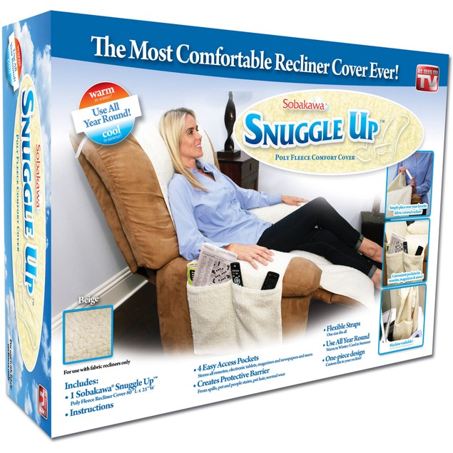 Snuggle Up Poly Fleece Comfort Cover