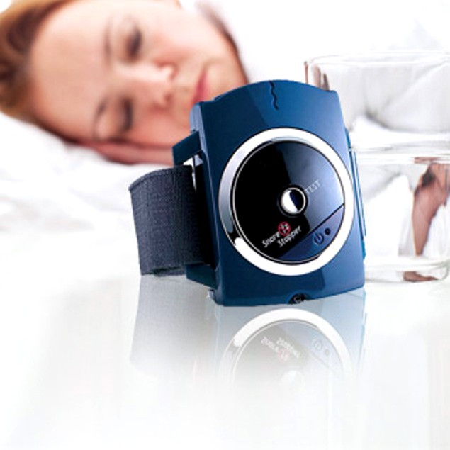 Koston Anti-Snore Micro Pulse Stretch Wristband