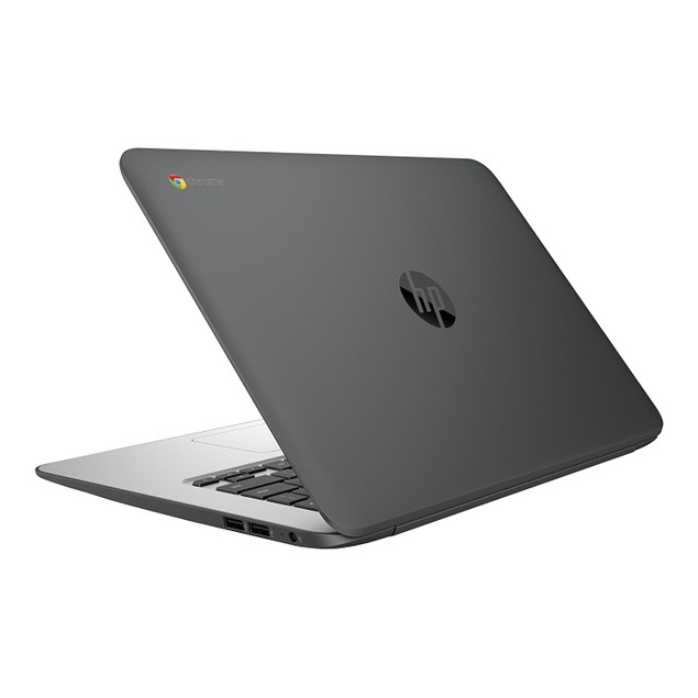 HP 14 Chromebook G1, Intel Celeron 1.40 GHz, 4GB Memory, 16GB SSD (Grade B)