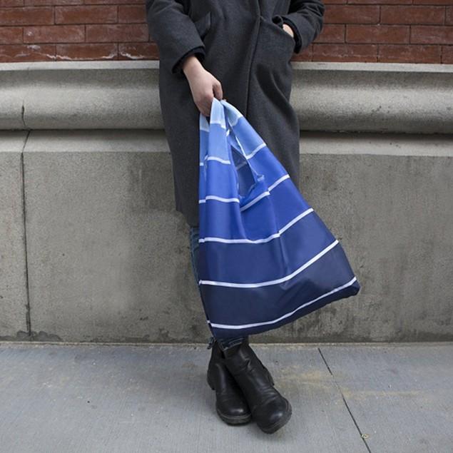 Kikkerland Set of 5 Reusable Shopping Bags