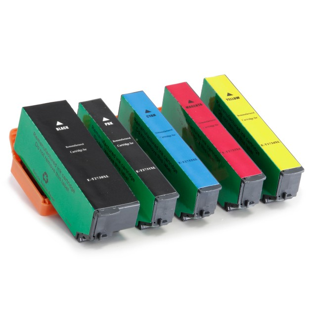 Epson T273XL Compatible Ink 5-Pack
