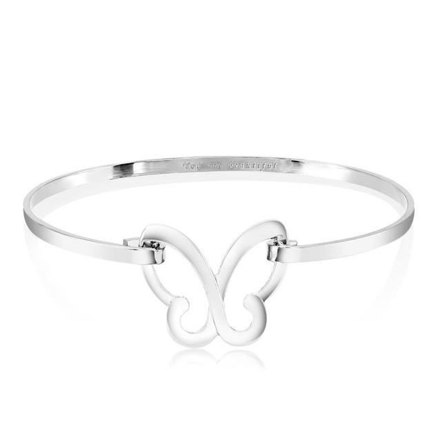 Butterfly Cuff Bracelet