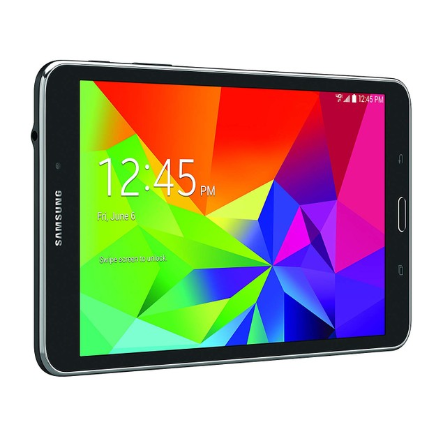 Samsung Galaxy Tab 4 16GB WiFi+Cellular 4G Verizon Android Tablet 8.0""