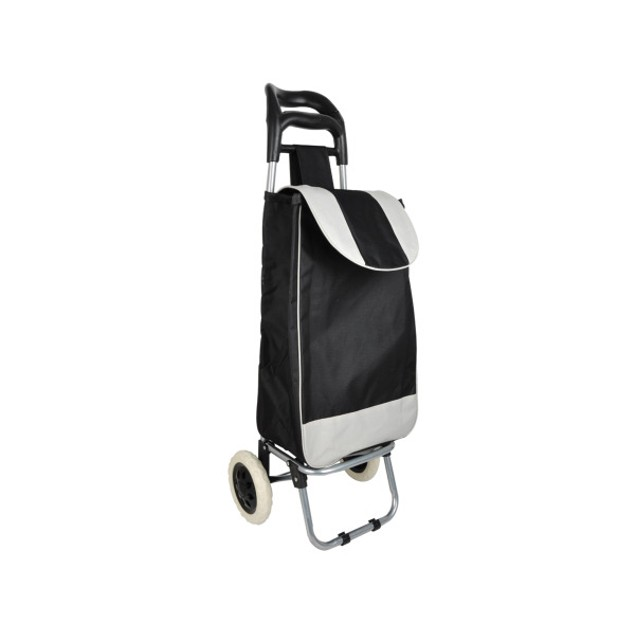 Easy Pull Shopping Bag With Wheels