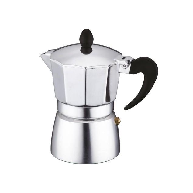 9-Cup Cast Aluminum Espresso Maker