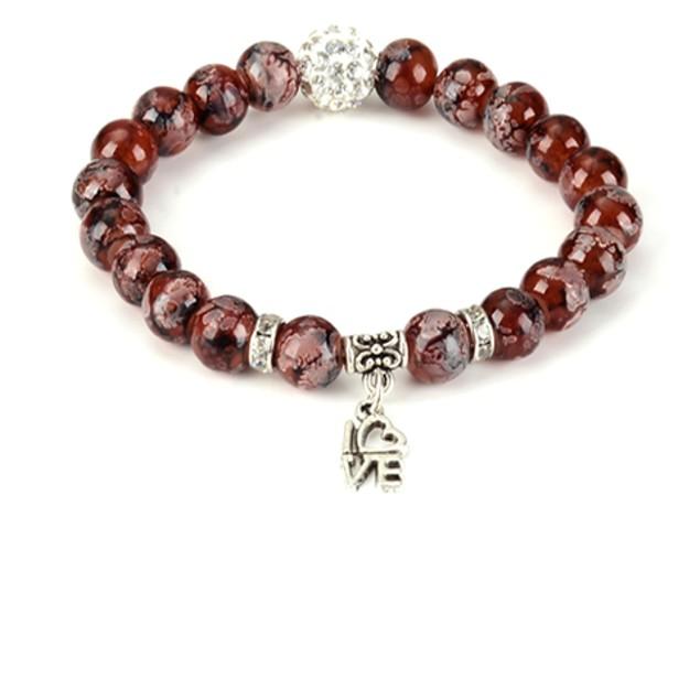 Love Bead Bracelet