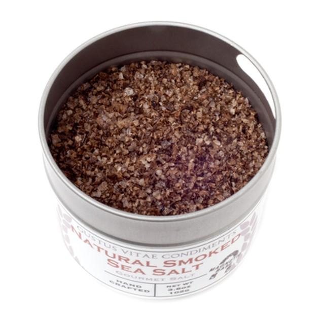 Natural Smoked Gourmet Sea Salt