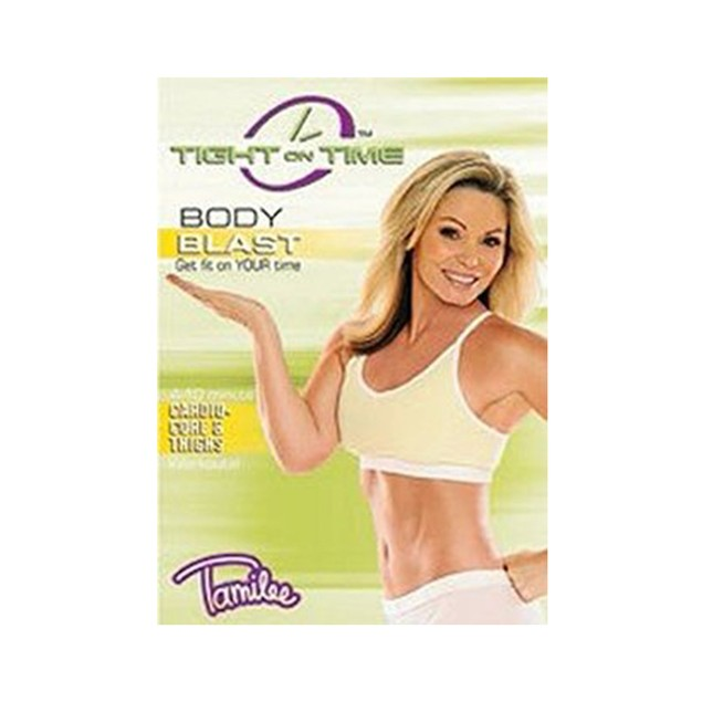6-Pack Tamilee Webb Home Work-Out DVD Collection