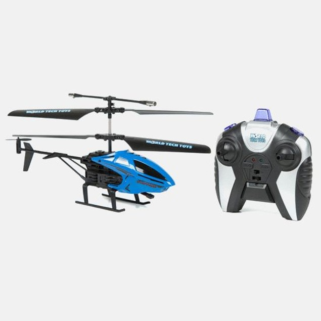 Neptune 2.5CH Gyro IR Helicopter
