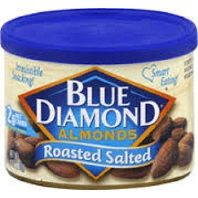 Blue Diamond Roasted Salted Almond