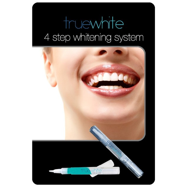 4D Sensi-Soother 4-Step Whitening System