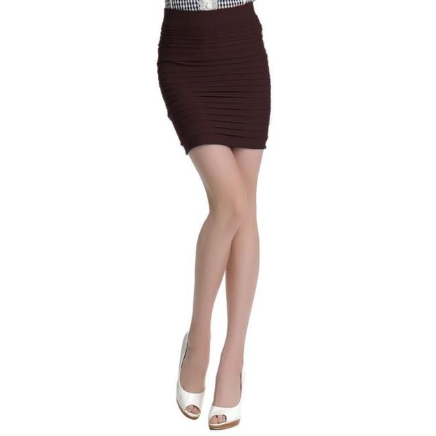 Womens Summer Casual Pencil Mini Skirts