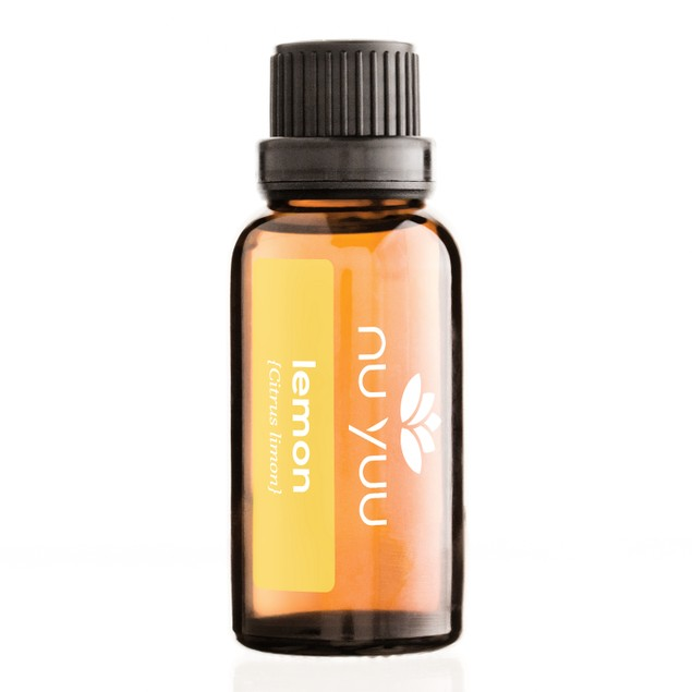 Nu Yuu Lemon 100% Pure Therapeutic Grade Essential Oil