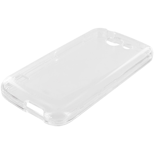 Huawei Tribute Fusion 3 Y536A1 Hard Transparent Crystal Case Cover